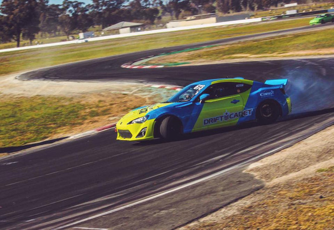 Winton Test & Tune and Vicdrift Drift Practice