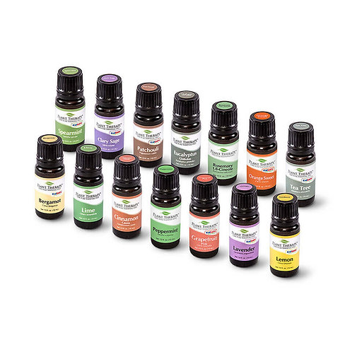 Top 14 Essential Oil Singles Set Plant Therapy 100% Pure Essential Oils