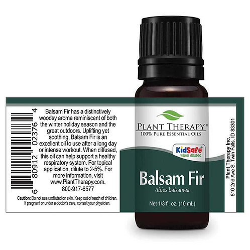 Balsam Fir Plant Therapy KidSafe 100% Pure Essential Oil