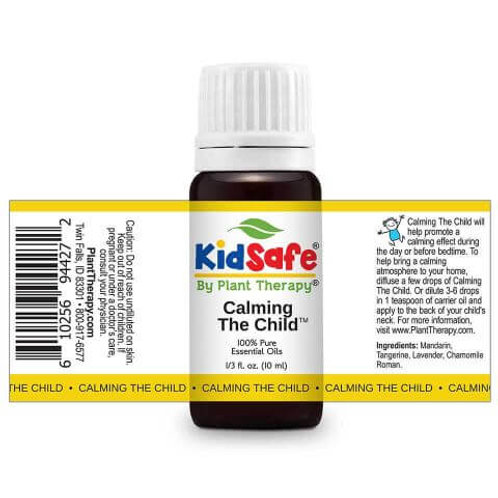 Calming the Child KidSafe Essential Oil Plant Therapy