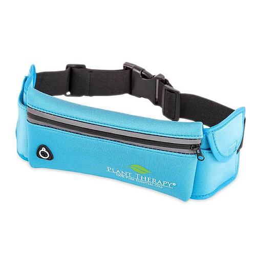 Fanny Pack Waist Pouch Safe Travel Bag Plant Therapy
