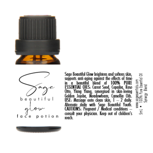 Glow Essential Oil Synergy Blend