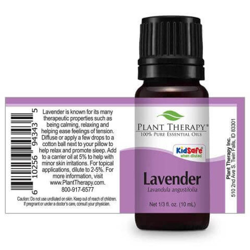 Lavender Essential Oil Plant Therapy