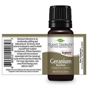 Plant Therapy Geranium Bourbon Essential Oil