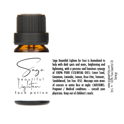 Lighten Essential Oil Synergy Blend