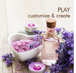 Get CREATIVE with Essential Oils