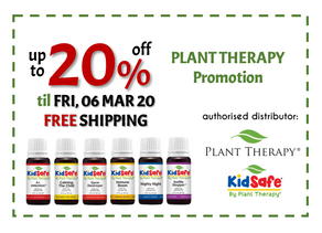 Plant Therapy March 2020 Promotion: Up to 20% Off