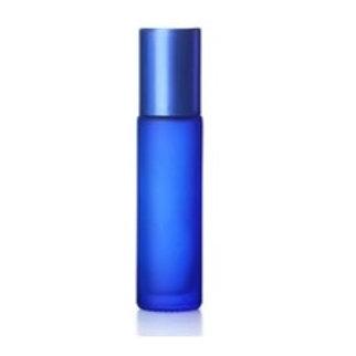 DARK BLUE Essential Oil Roller Bottle 10ML