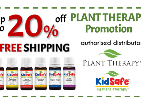 Plant Therapy Promotions 2020