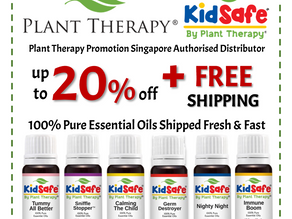 Plant Therapy Promotion 01 - 07 September 2020