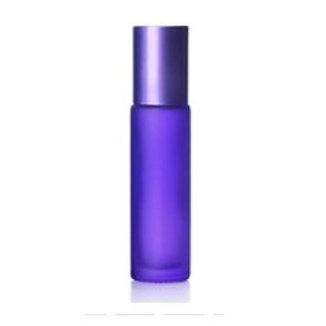 PURPLE Essential Oil Roller Bottle 10ML