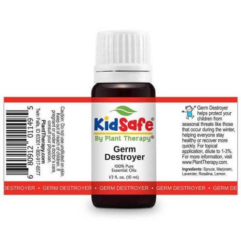 Germ Destroyer KidSafe Essential Oil Plant Therapy