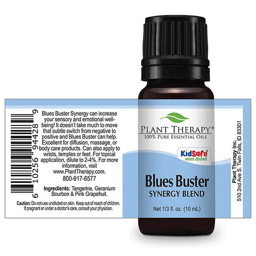 Blues Buster Essential Oil