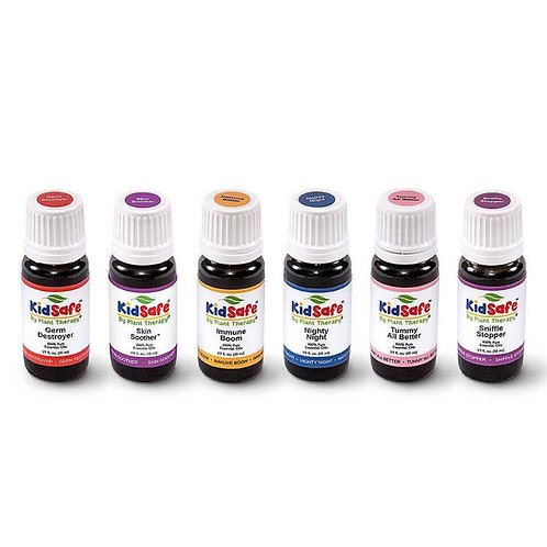 KidSafe Wellness Set Plant Therapy 100% Pure Essential Oils