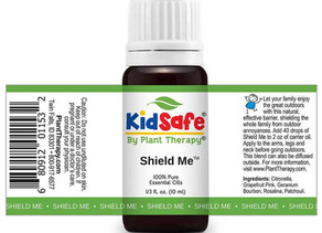 Citronella and Shield Me are the Must-Haves Essential Oils Currently