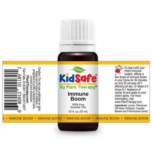 Immune Boom KidSafe Essential Oil Plant Therapy