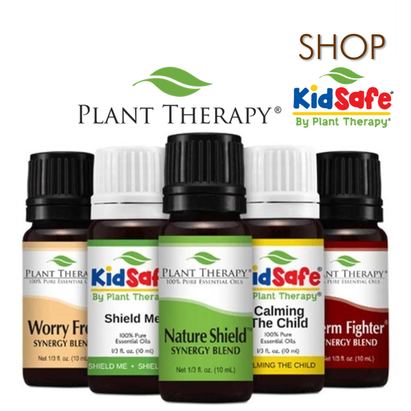 SHOP Plant Therapy 100% Pure Essential Oils.