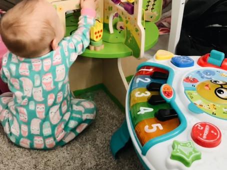 Amelia's Favorite Toys