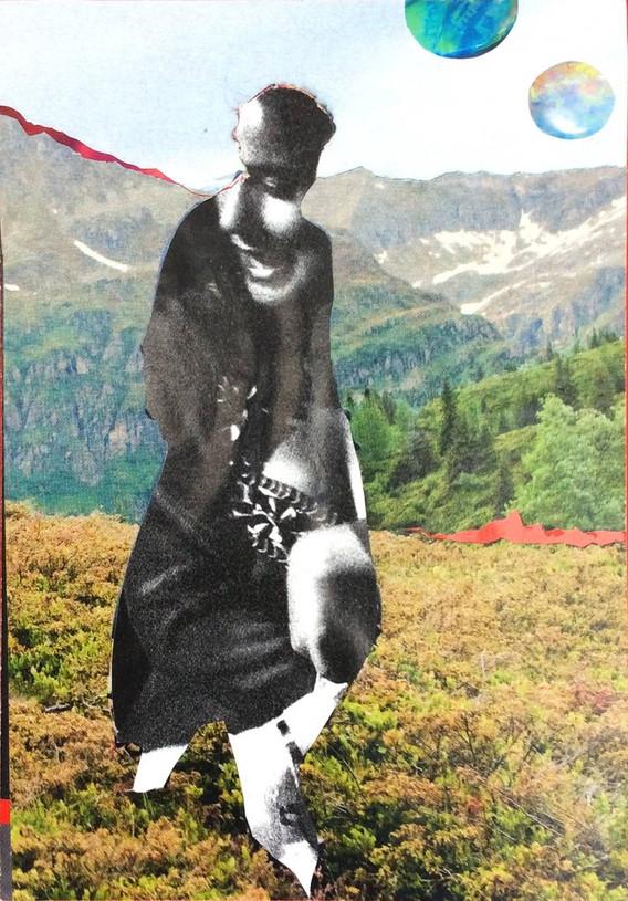women in landscape, 2007