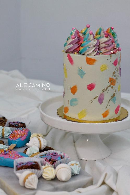 Mini Pack Acuarela - Smile Baker