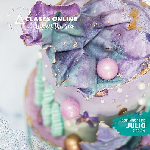 MASTER CLASS Domingo 12JUL  - Under the Sea