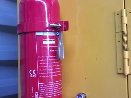 Produit   Système Détection/Extinction automatique FIRETREX