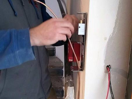 Installation | Mise en Service d'un Asservissement Pneumatique pour un Exutoire de Désenfumage