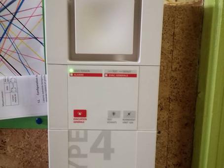 Produit | Alarme d'Evacuation Type 4 NEUTRONIC TESLA