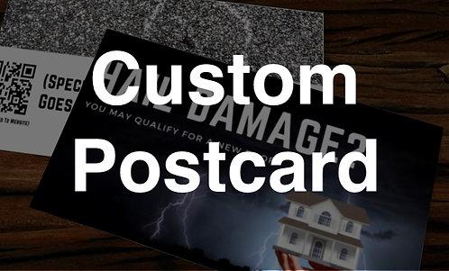 Custom Postcard 048
