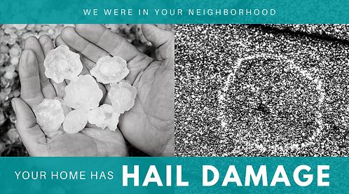 Roof - Neighborhood Storm Damage 001