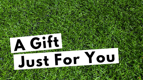 102 - General Thank You Gift Card