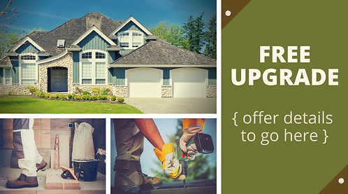 Roof Free Upgrade Special Offer 001