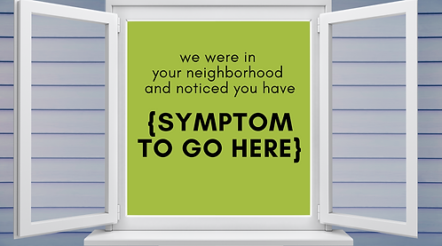 Neighborhood Symptom Tag 002