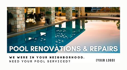 Pool Renovations & Service 001