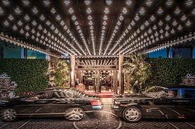 Rome Cavalieri Driveway Entrance - Luxur