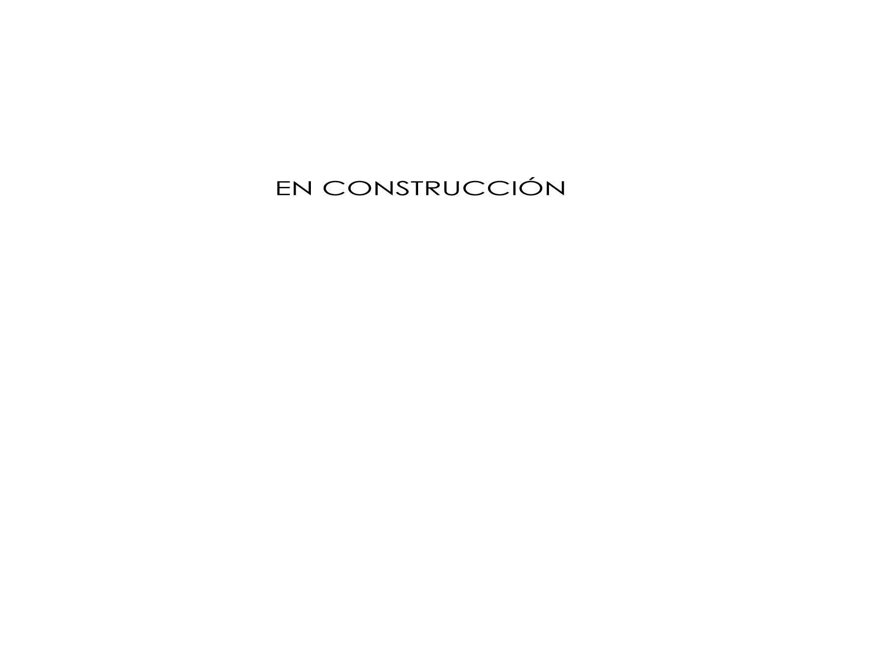 ENCONSTRUCCIÓN