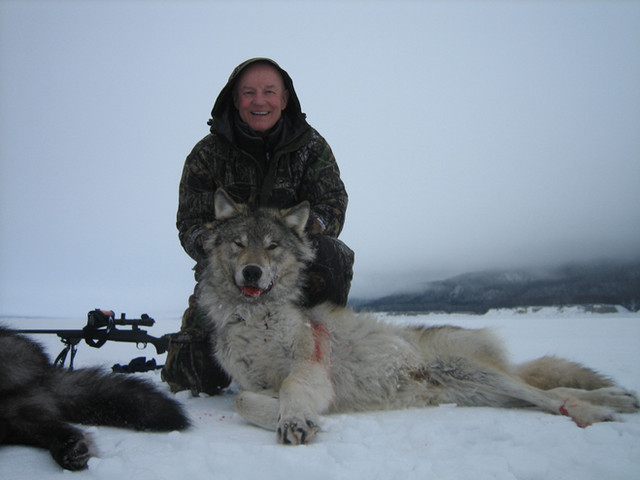 Wolf Hunting