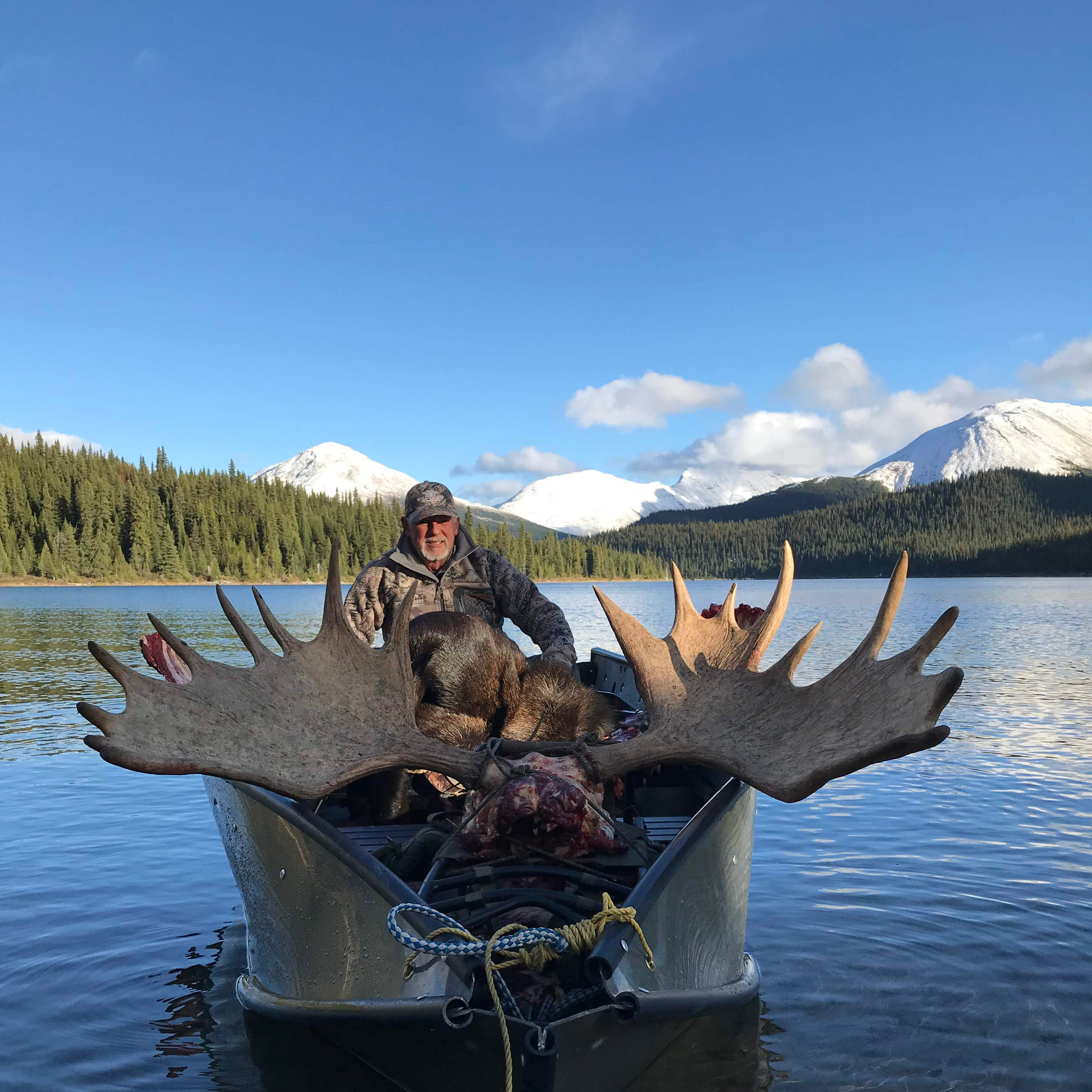 Moose Hunting British Columbia with Wicked River Outfitters