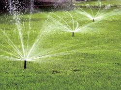 water efficeint sprinklers
