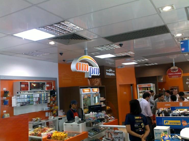 Postos Ipiranga - Lojas AM PM