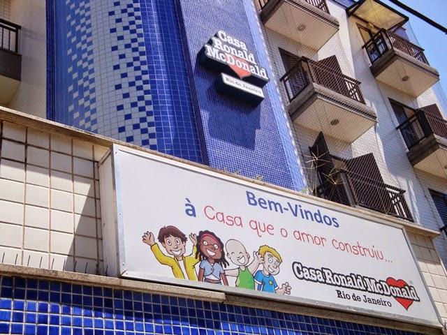 Casa Ronald McDonald - RJ