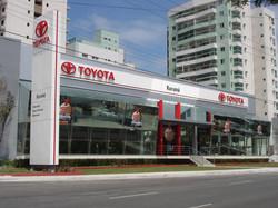 Toyota Kurumá - Barra - RJ
