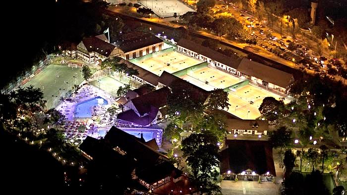Clube Naval - Piraquê - RJ