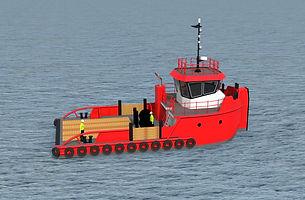 18m Anchor Handling & Towing Vessel Rend