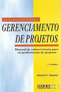 Capa do Livro Guia Pratico de Gerenciamento de Projetos