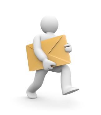 Boas praticas usando e-mails