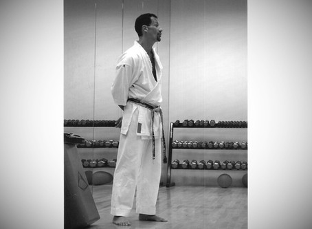 Ten Commandments of Karate, by Sensei Jesse Enkamp