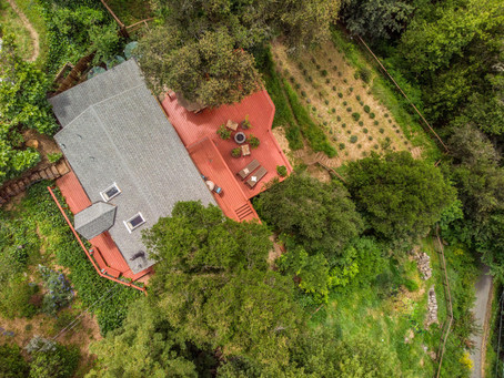 Benefits of using aerial photography