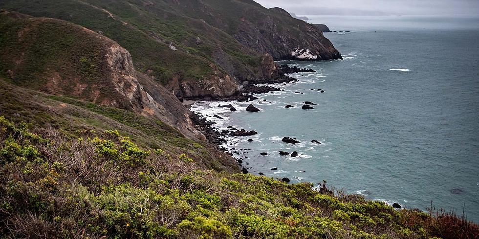 Coastal Trail + Raquel's Food