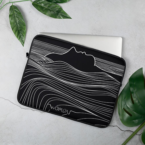 W.O.M.E.N Laptop Sleeve